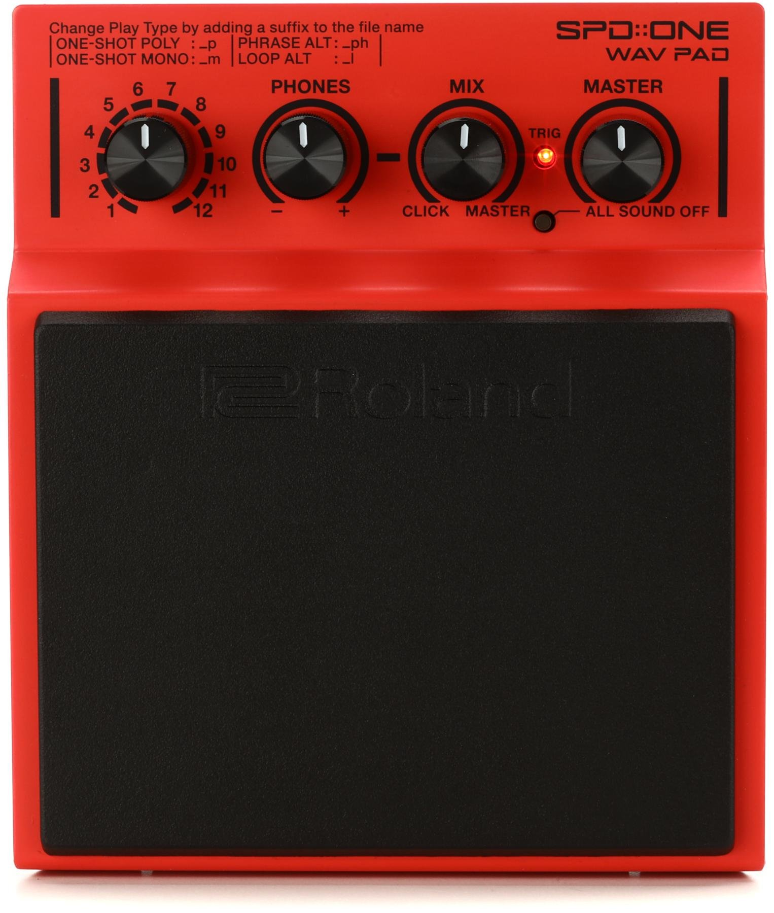 Roland SPD-One Drum Pad - Sampler | Sweetwater