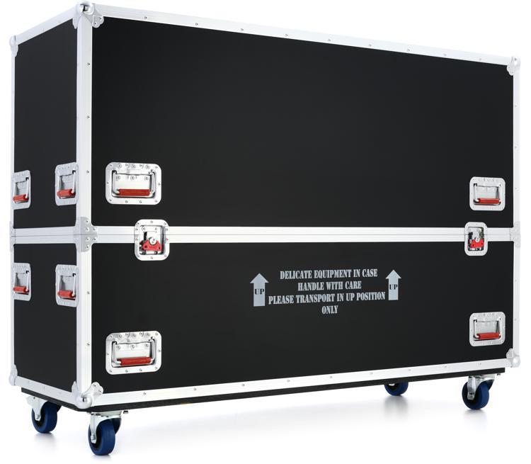 Gator G-TOURLCDV2-5055-X2 - ATA LCD case for two 50-55