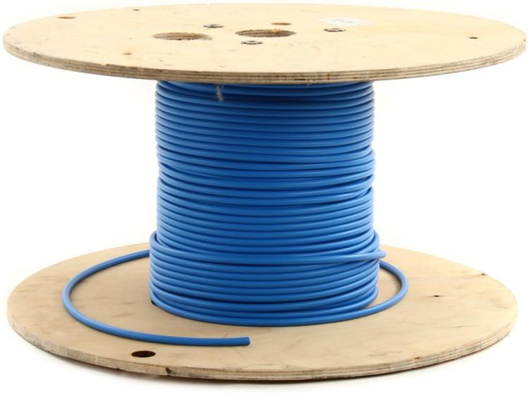 Canare LV-61S BLUE, 75ohm Video Coax Wire image 1