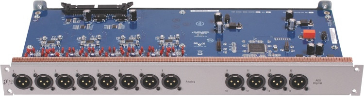 Avid VENUE XO16 Analog/Digital Output Card for Venue | Mix Rack Systems image 1