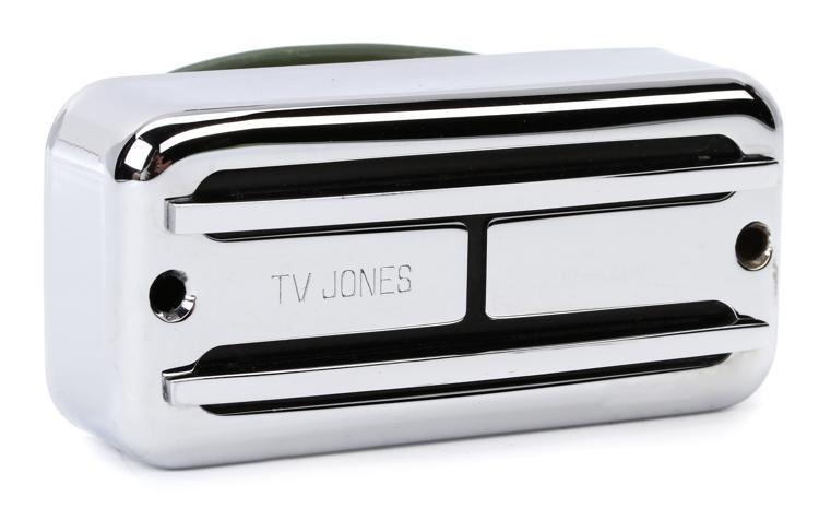 tv jones super 39 tron pickup bridge chrome sweetwater. Black Bedroom Furniture Sets. Home Design Ideas