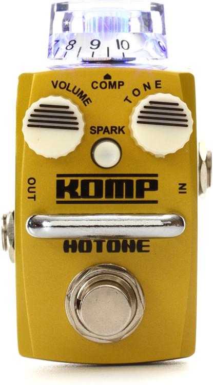 Hotone Skyline Komp Optical Compressor Pedal image 1