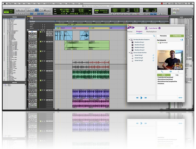 Avid Annual Plug-in and Support Plan for Pro Tools image 1