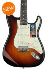 Fender American Elite Stratocaster - 3-Color Sunburst with Ebony Fingerboard