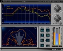 Waves PAZ Analyzer Plug-in
