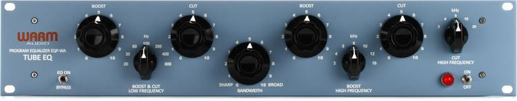 Warm Audio EQP-WA Tube Equalizer image 1