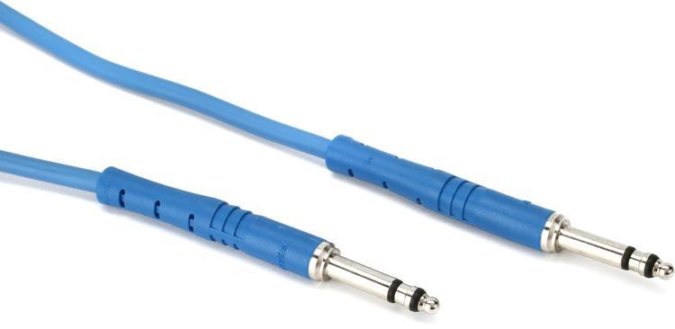 StageMASTER STT-1-1/2.B - 1.5\' StageMASTER TT Cable, Black image 1