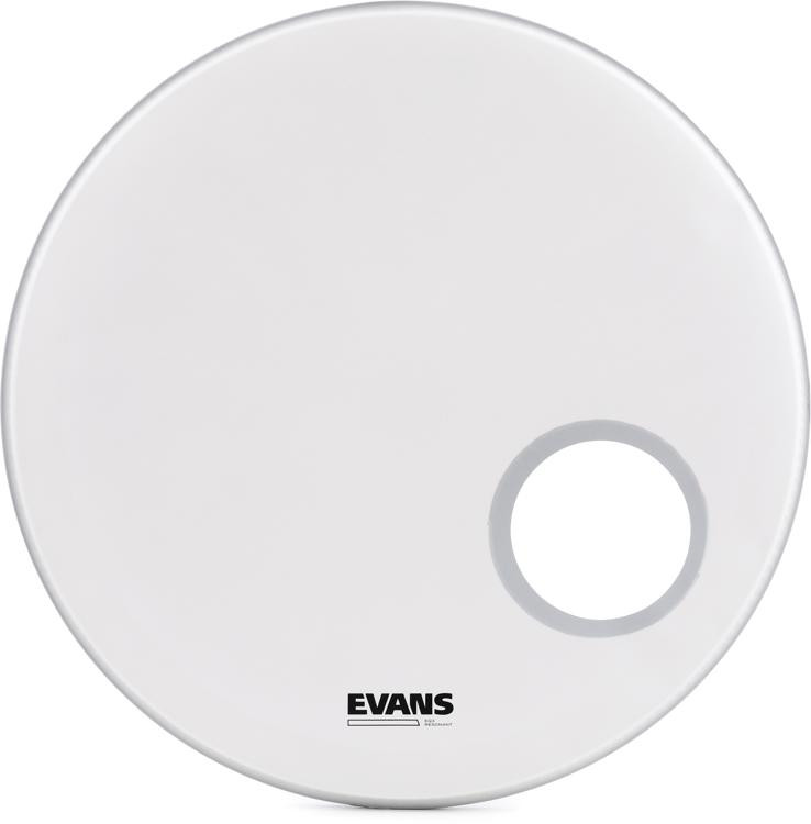 Evans EQ3 Resonant Coated Bass Drum head 22