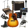 Gibson Acoustic Acoustic Guitar Performer Package