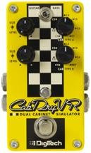 DigiTech CabDryVR Speaker Cabinet IR Pedal