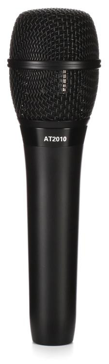Audio-Technica AT2010 Handheld Condenser Microphone image 1