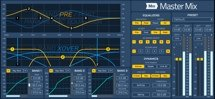 Tracktion Master Mix Stereo Mastering Plug-in