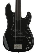 Fender Tony Franklin Fretless Precision Bass - Black