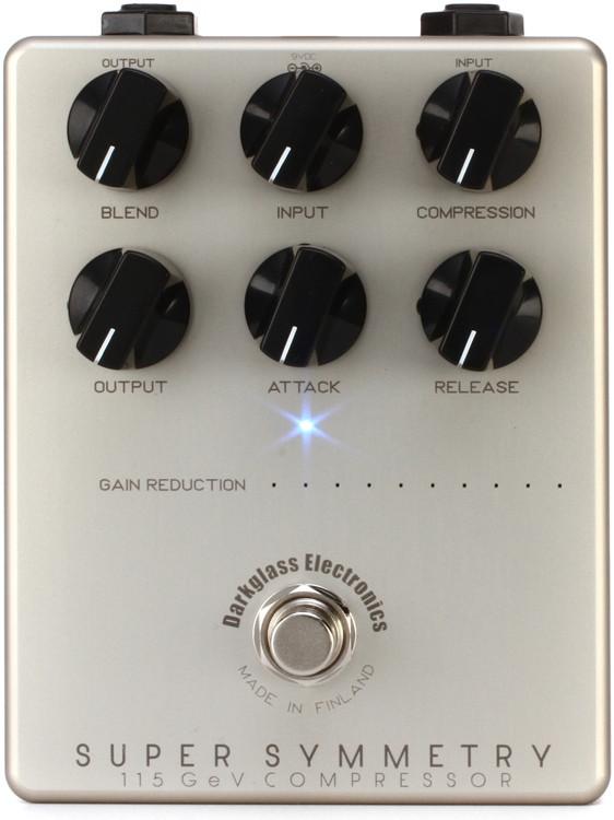 Darkglass Super Symmetry Bass Compressor Pedal image 1