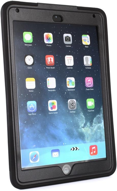 Griffin Survivor Slim for iPad Air 2 - Black image 1