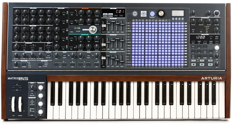 MatrixBrute Analog Matrix Synthesizer