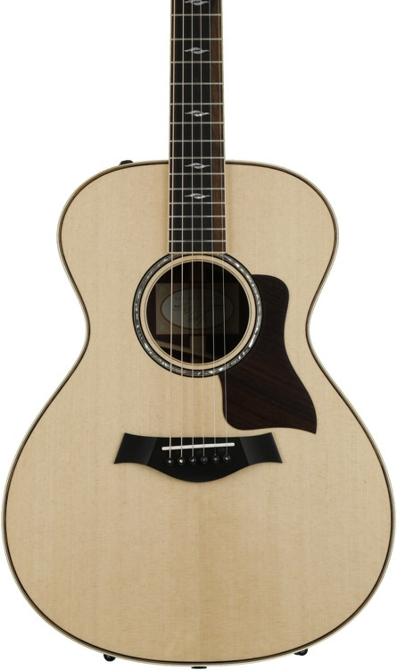 Taylor 812e - Rosewood back and sides image 1