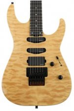 ESP USA M-III Quilted Maple EMG - Vintage Natural