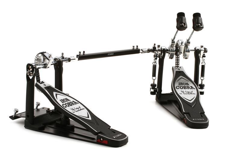 Tama HP900RWN Iron Cobra Rolling Glide - Dual Kick Drum Pedal image 1