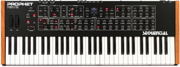 Dave Smith Instruments Prophet Rev2 16-voice Polyphonic Analog Synthesizer image 1