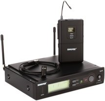Shure SLX14/85 Wireless Lavalier System - G5 Band, 494-518MHz