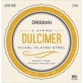 D'Addario EJ64 Mountain Dulcimer Strings - .012-.022