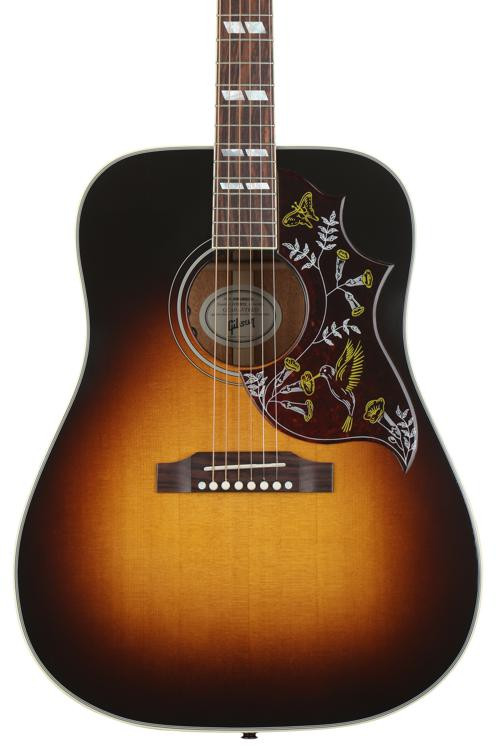 gibson acoustic hummingbird standard 2019 vintage sunburst sweetwater. Black Bedroom Furniture Sets. Home Design Ideas