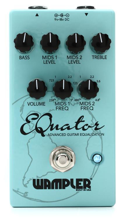 EQuator EQ Pedal