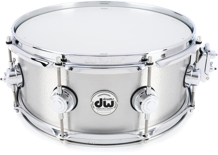 DW Collector\'s Series Metal Snare - 5.5