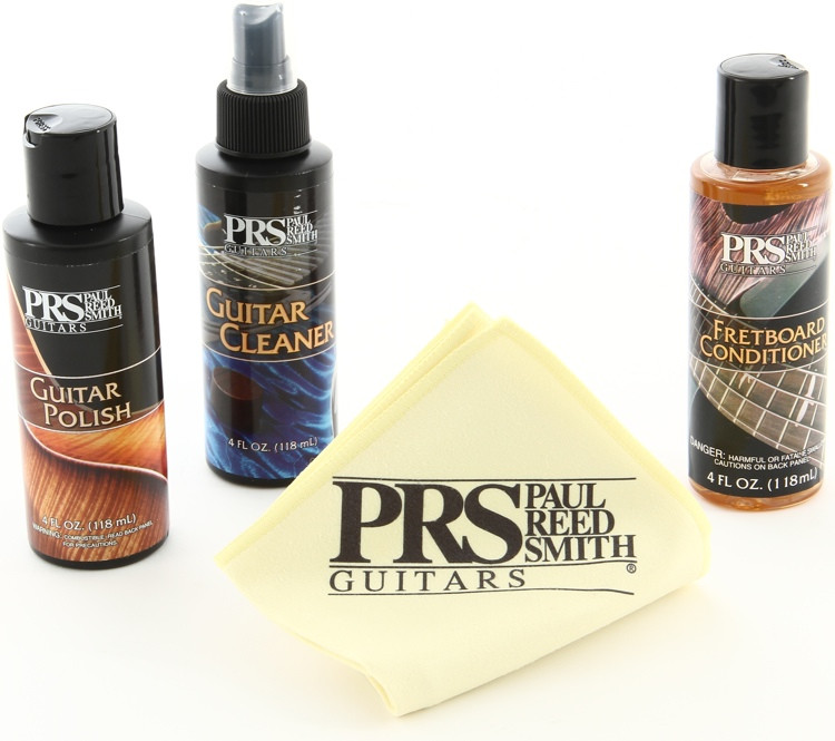 PRS Cleaning and Care Kit image 1