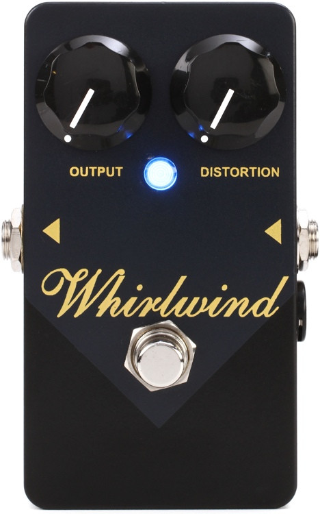 Whirlwind Rochester Series Gold Box Distortion Pedal image 1