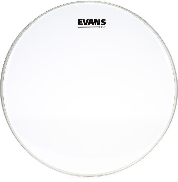 Evans G2 Clear Drumhead - 15
