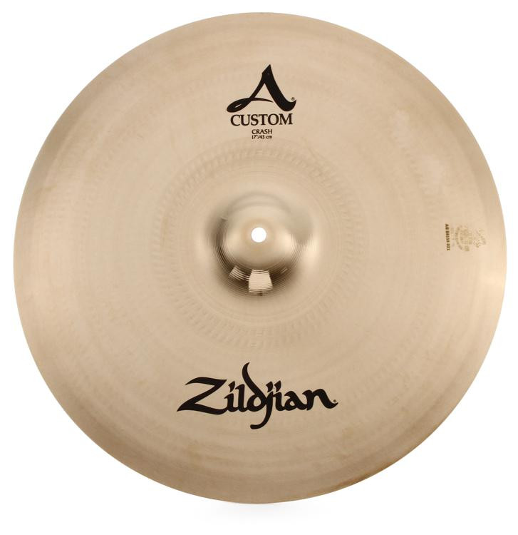 Zildjian A Custom Crash - 17