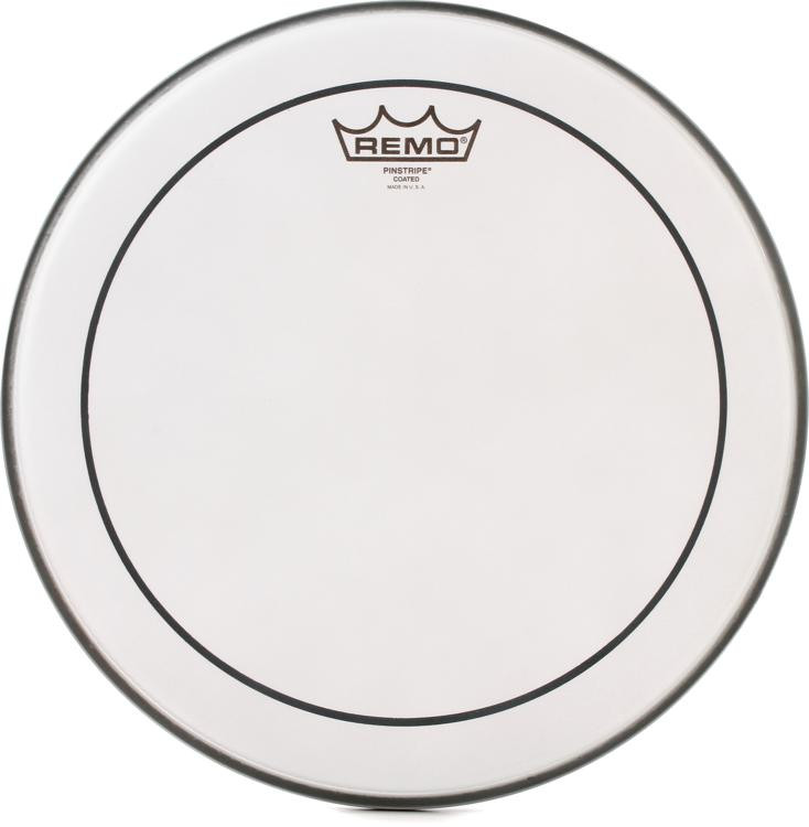 Remo Coated Pinstripe Drumhead - 13
