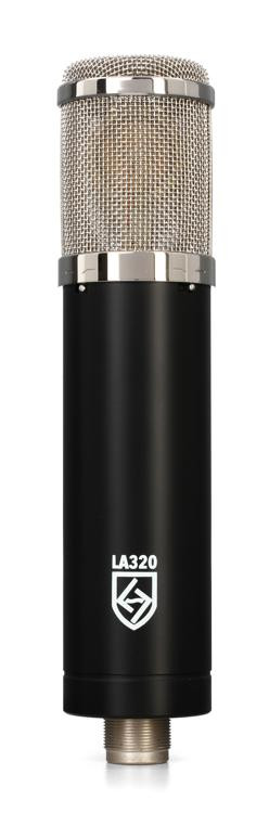 Lauten Audio LA-320 Large-diaphragm Tube Condenser Microphone image 1