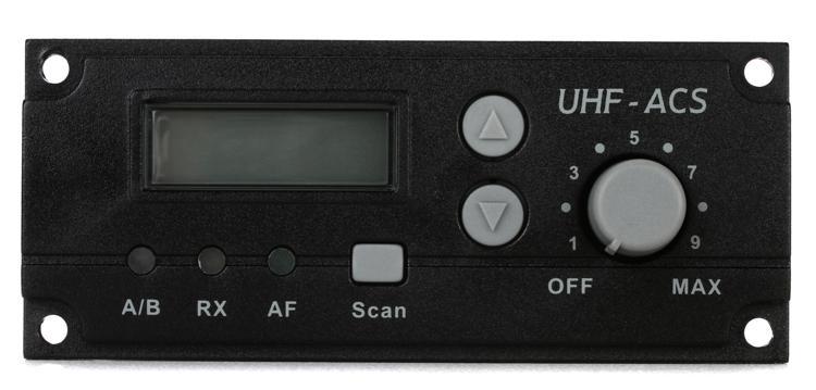 Galaxy Audio AS-TVREC Wireless Receiver Module for Traveler TV8 image 1