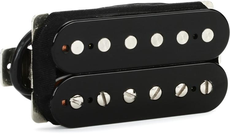 Seymour Duncan Alnico II Pro Humbucker Pickup - Black Bridge ...