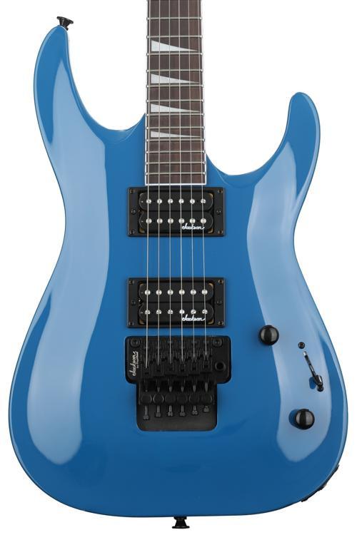 Jackson JS32 Dinky - Bright Blue image 1