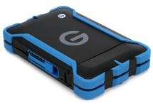 G-Technology G-Drive ev ATC Thunderbolt 1TB Rugged Portable Hard Drive w/ All-Terrain Case