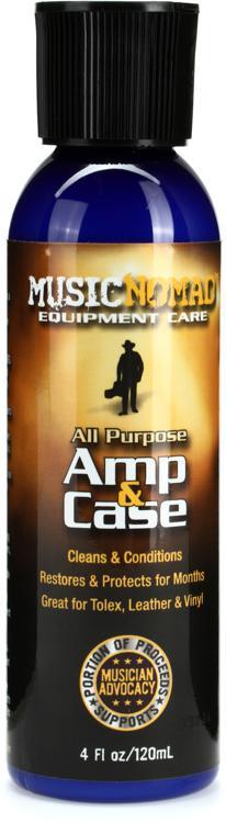 MusicNomad Amp & Case Cleaner & Conditioner image 1