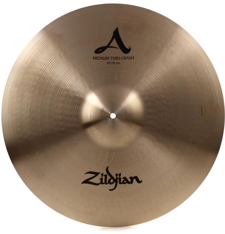 Zildjian A Series Medium-thin Crash - 20