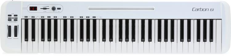 Samson Carbon 61 Keyboard Controller image 1