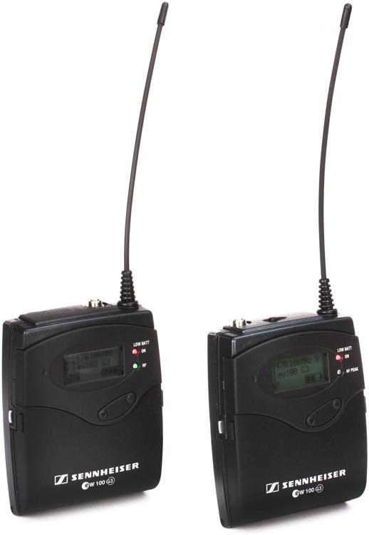 Sennheiser EW 112P G3 - A-1 Band, 470-516 MHz image 1