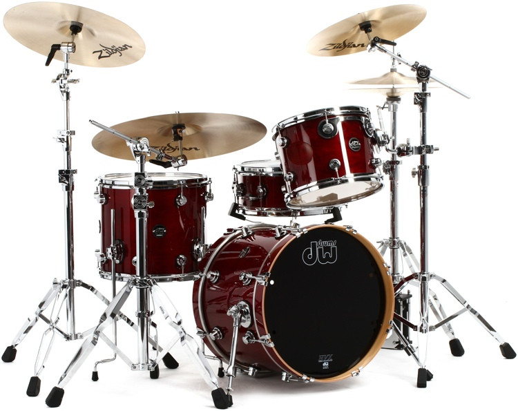 DW Performance Series 3-piece Bop Shell Pack - 18
