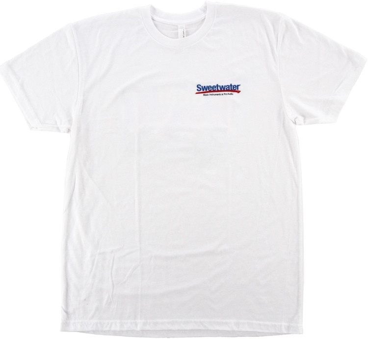Sweetwater GearFest T-shirt in White - Men\'s Fitted XL image 1