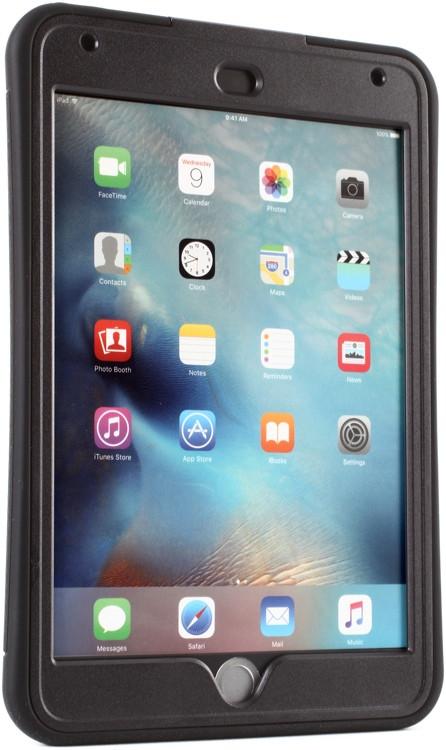 Griffin Survivor Slim for iPad mini 4 - Black image 1