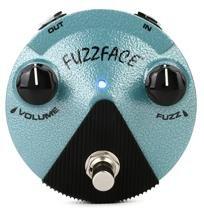 Dunlop FFM3 Jimi Hendrix Signature Fuzz Face Mini Pedal