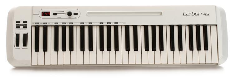 Samson Carbon 49 Keyboard Controller image 1