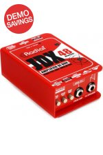 Radial JDX 48 1-channel Active Instrument Direct Box