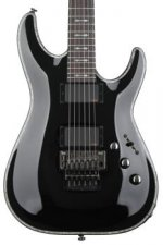 Schecter Hellraiser C-1 with Floyd Rose - Gloss Black